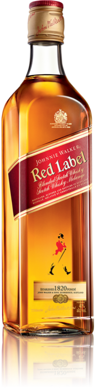 Johnnie Walker Red Beauty
